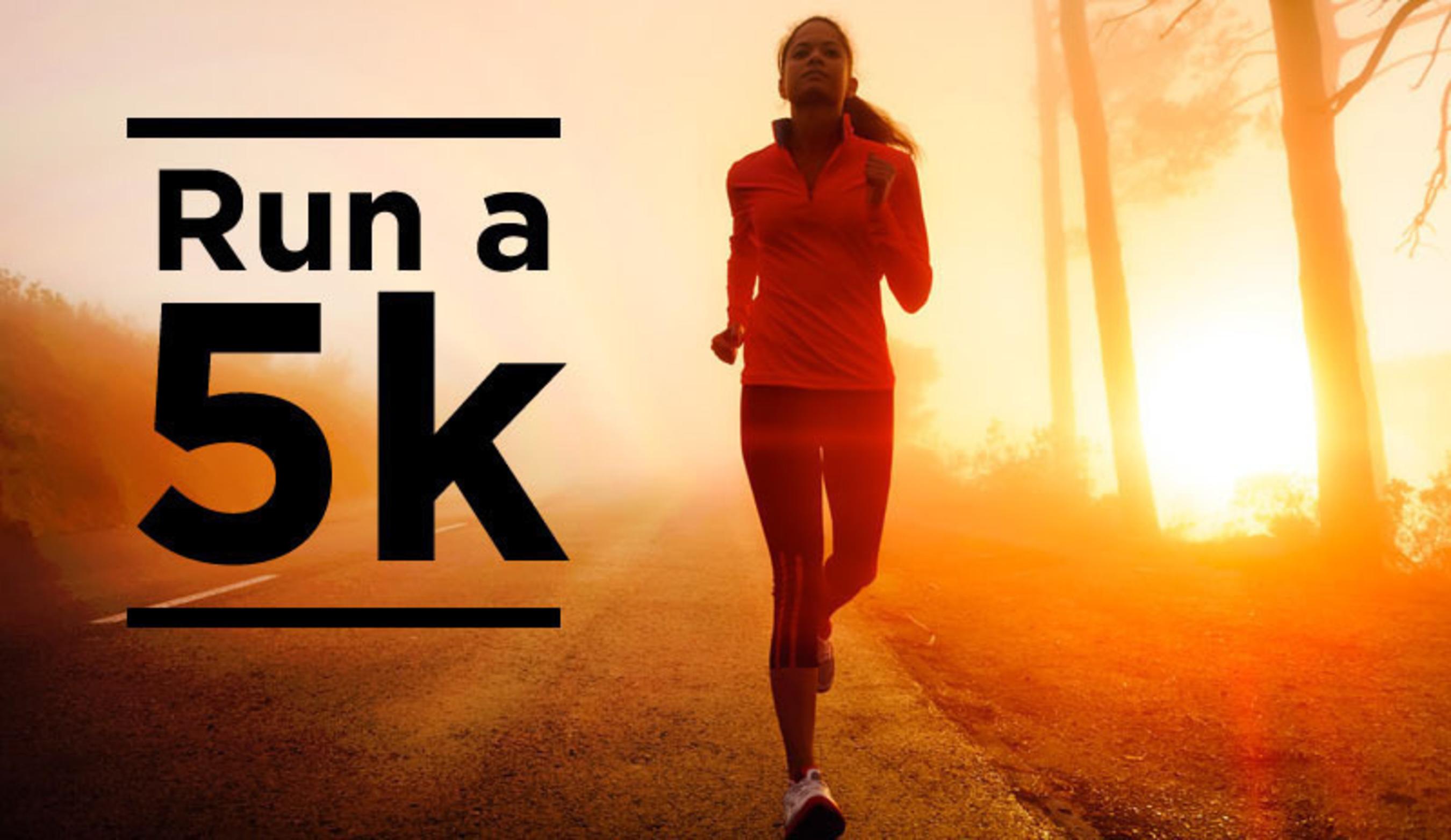 Fitango Run a 5K.  (PRNewsFoto/Fitango)