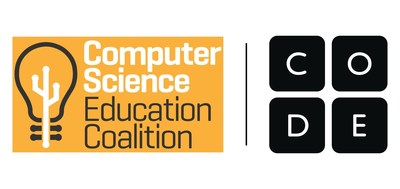 Computer Science Education Coalition and Code.org Logo