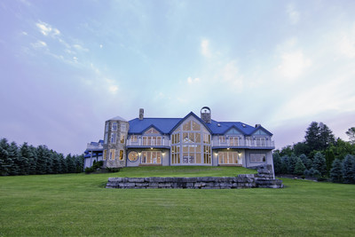 This 3-acre, lakefront estate will be sold at a luxury auction conducted by Platinum Luxury Auctions on August 16, 2015. Previously asking $4.8 Million, the property will now be sold to the highest bidder at or above a bid of $2.25 Million. The estate features 200 feet of linear frontage on upstate New York's Skaneateles Lake. Interested parties may visit LakefrontLuxuryAuction.com.