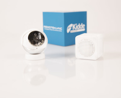 The RemoteLync Camera and Monitor from Kidde.