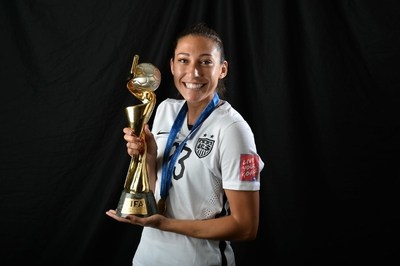 Elite Clubs National League 2015 S'Hero of the Year, Christen Press