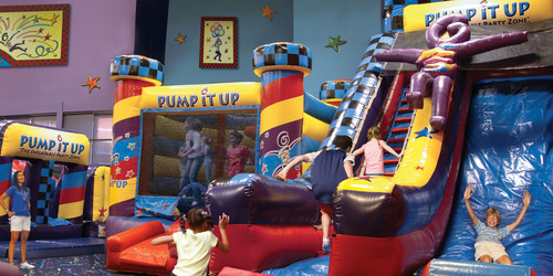 Pump It Up Unveils First National Sensory Program Designed for Children With Autism