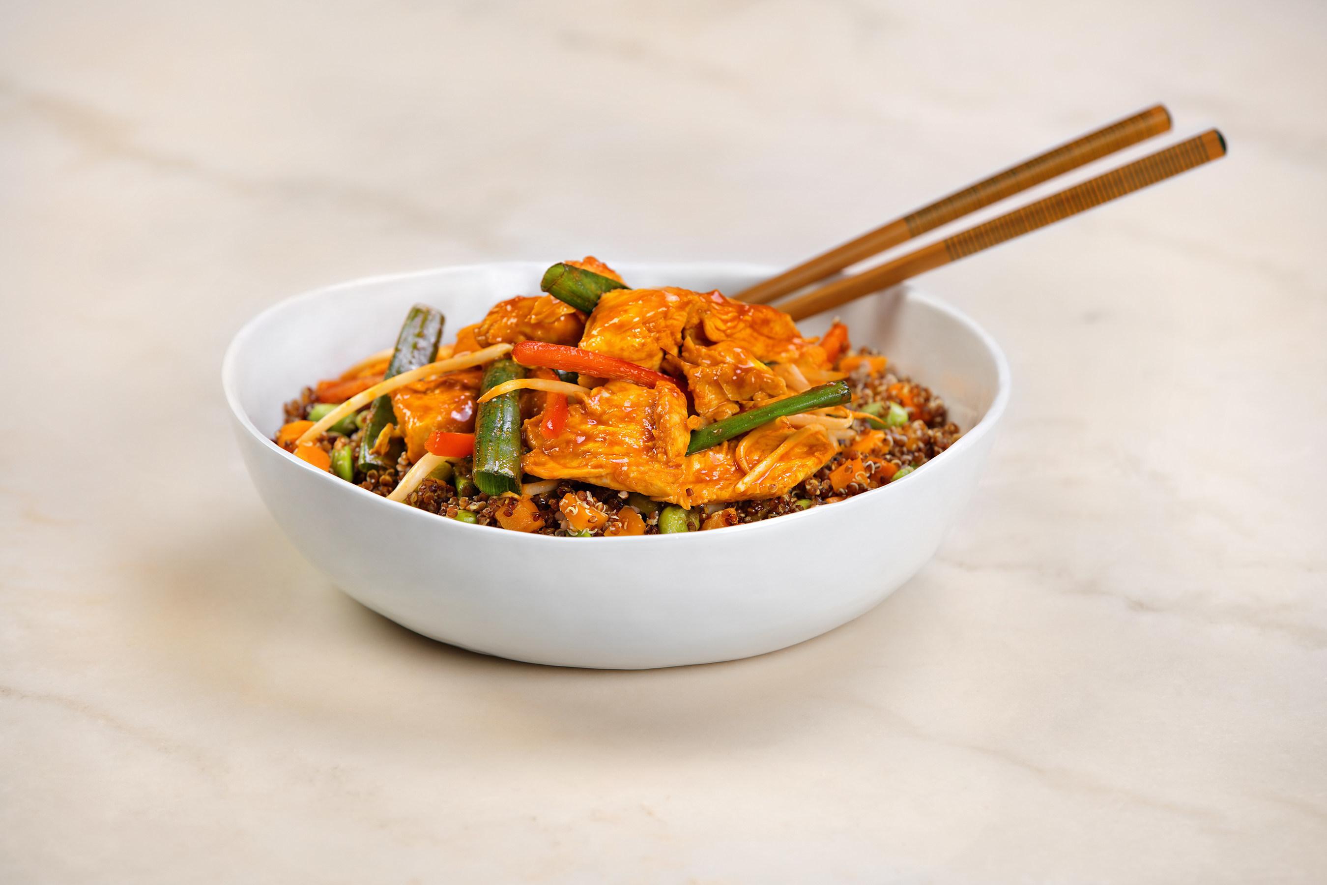 Korean Spicy with Quinoa