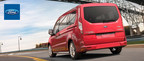 The Ford Transit Connect at Holiday Ford provides a great option for Fond du Lac area business people. (PRNewsFoto/Holiday Ford)