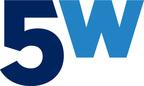 5W Public Relations Logo (PRNewsFoto/5W Public Relations)