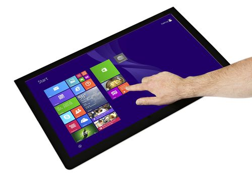 FlatFrog Laboratories AB: Multi-touch technology for PC applications (PRNewsFoto/FlatFrog Laboratories AB)