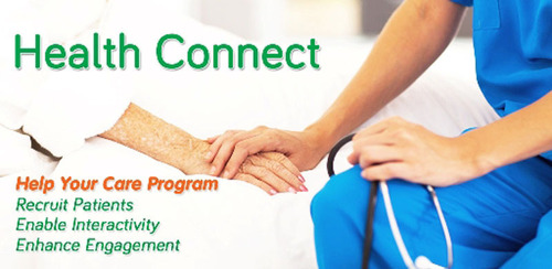 PACE Health Connect helps care programs recruit patients, enable interactivity, and enhance engagement to generate better outcome.  (PRNewsFoto/MedConnections Inc)