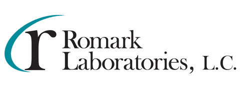 Romark Laboratories, L.C. logo. (PRNewsFoto/Romark Laboratories, L.C.)