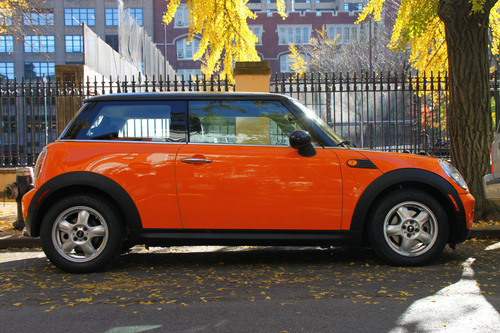 2010 Mini Cooper SD.  (PRNewsFoto/AutoTrader.com)