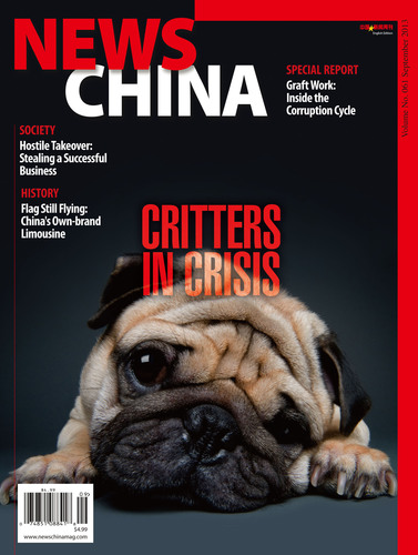 NewsChina (ISSN 1943-1902) is a globally distributed, current affairs magazine. Published monthly in English language, its goal is to provide timely direct insights into today's modern China. The magazine was launched in New York, August of 2008. Today it is widely available in bookstores, airports, train terminals, libraries, and newsstands. NewsChina is distributed in the United States, China, Canada, Brazil, Australia, New Zealand, United Kingdom, Germany, Austria, Lebanon, Singapore, Thailand, India, Hong Kong, Taiwan, Japan, and ...