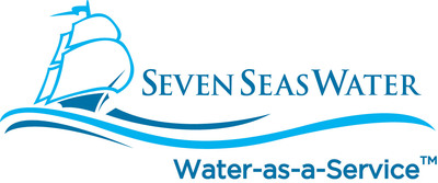Seven Seas Water Logo.  (PRNewsFoto/Seven Seas Water Corporation)