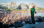 Faithless Performing At The Palmesus Beach Festival In Norway - 2013. (PRNewsFoto/Alliance Talent International)