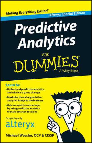 Alteryx Releases 'Predictive Analytics For Dummies' book to empower Data Analytics with easy knowledge ...