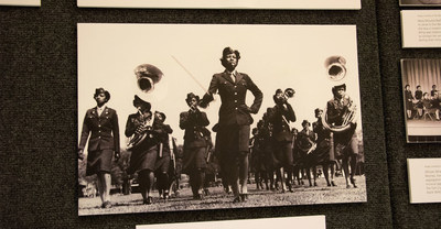 McLeod Bethune worked tirelessly to ensure Black women were able to serve their country in the U.S. military as part of her fight for equality for all.
