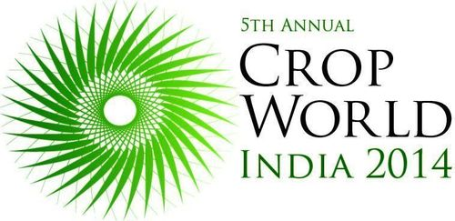 CropWorld Logo (PRNewsFoto/UBM India)