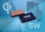 The Toshiba TC7764WBG wireless power receiver IC enables fast, wireless charging of mobile devices.