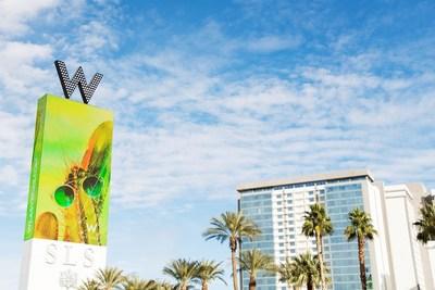 W Las Vegas Hotel opening press release.