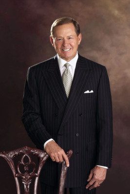 Thomas H. Brouster, Sr.  Chairman, Reliance Bancshares and Reliance Bank,  St. Louis, MO.  (PRNewsFoto/Reliance Bancshares, Inc.)