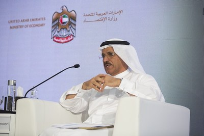 HE Sultan Bin Saeed Al Mansoori - Minister of Economy (PRNewsFoto/GMIS) (PRNewsFoto/GMIS)