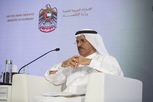 HE Sultan Bin Saeed Al Mansoori - Minister of Economy (PRNewsFoto/GMIS)