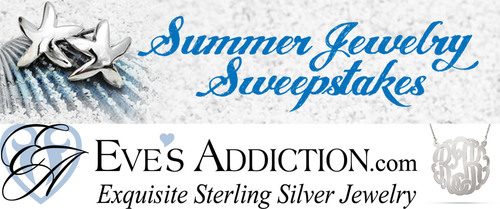 EvesAddiction.com Giving Away Over $1000 in Sterling Silver Jewelry Sweepstakes