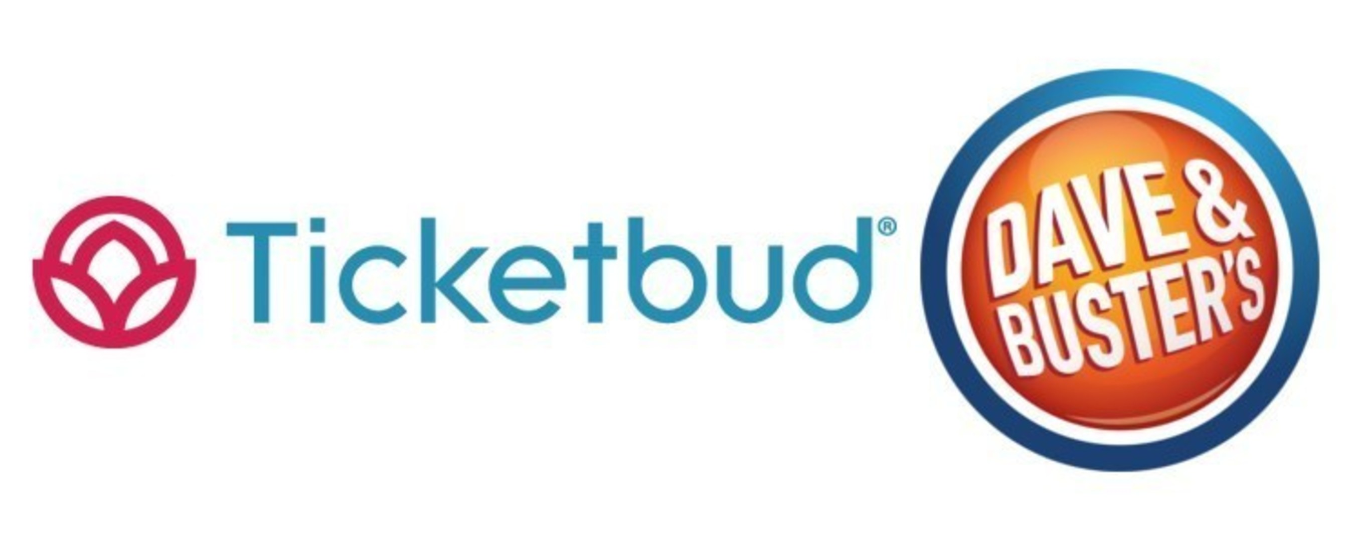 Ticketbud Partners to Manage Dave & Buster's Event Campaigns Nationwide