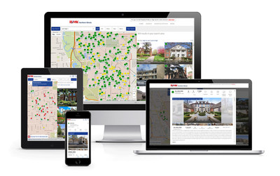 The new illinoisproperty.com search platform is fully responsive across all devices, offering a seamless experience when searching for a home with RE/MAX Northern Illinois.