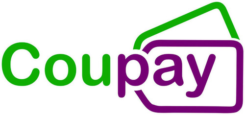Coupay logo. (PRNewsFoto/Coupay) (PRNewsFoto/COUPAY)
