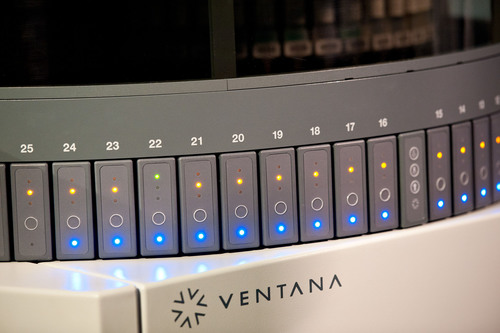 Ventana Medical Systems, Inc. Launches BenchMark ULTRA With New Ultimate Reagent Access (URA) for