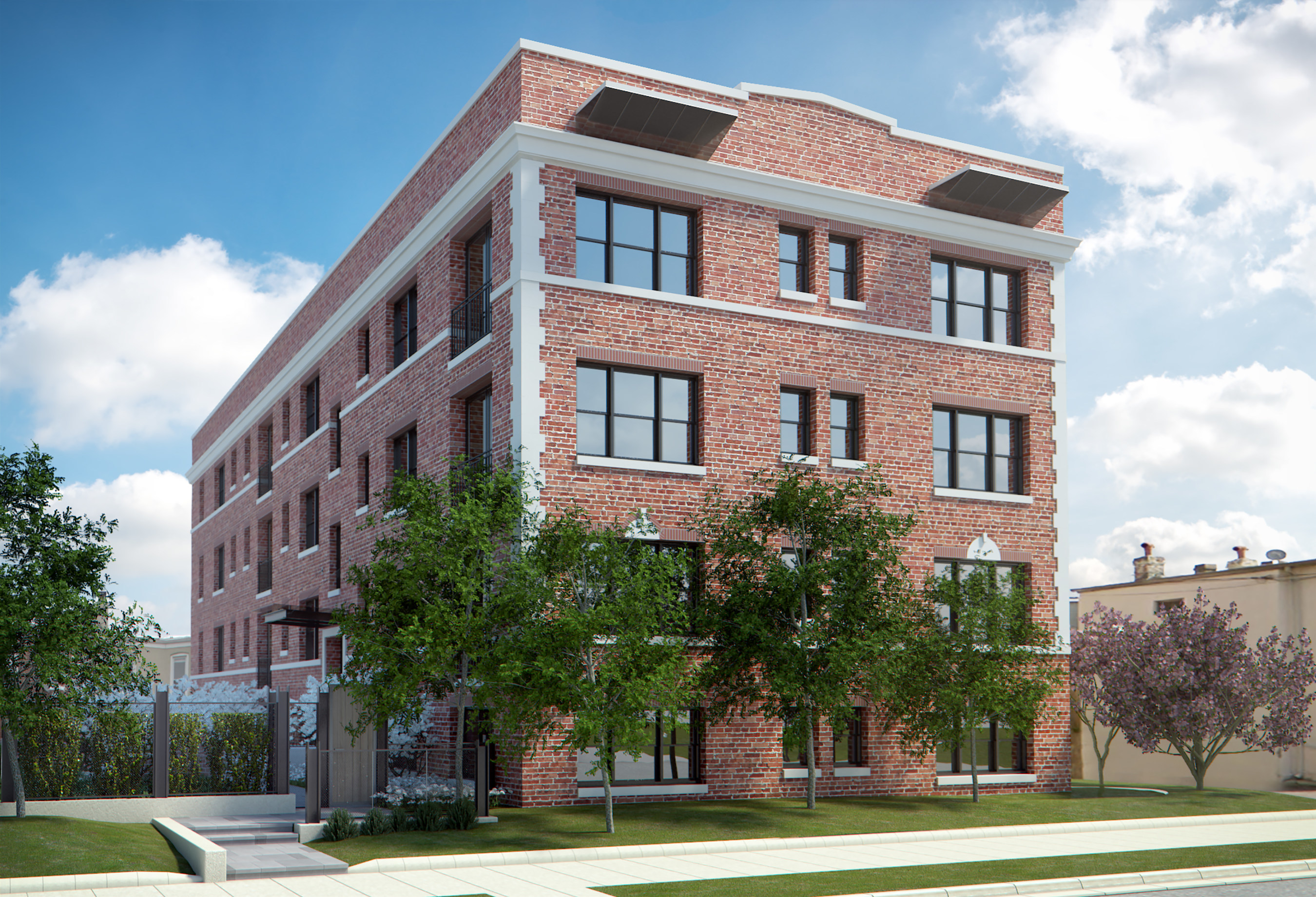 Urban Pace Begins Sales at Beale House in DC's Bloomingdale Neighborhood