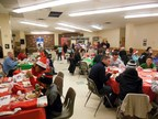 Carando(R) and Hannaford(R) Serve Up Holiday Cheer for Big Brothers Big Sisters of Southern Maine