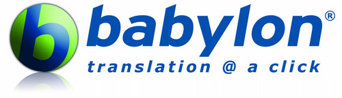PRNewswire, London, July 6. Babylon Ltd. logo.  (PRNewsFoto/Babylon Ltd.)