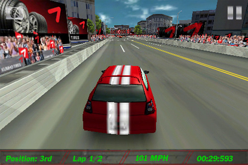 Kumho Tire USA Introduces Brand New, Revolutionary, FREE Multi-Car Racing Game App for Apple