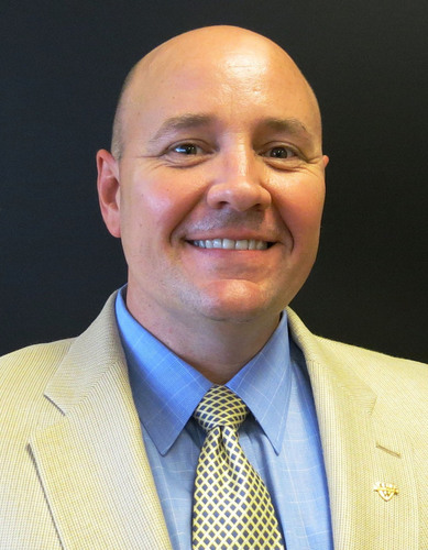 Willbros Promotes Futch to Senior Vice President, Regional and Integrity Construction.  (PRNewsFoto/Willbros Group, Inc.)