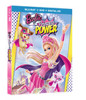 From Universal Pictures Home Entertainment: Barbie in Princess Power