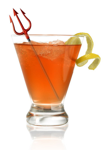 Devilishly Delicious Brandy Punch Adds Kick To Halloween Party