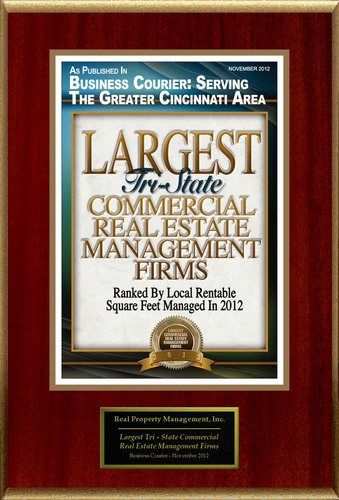 Commercial Property Management : Real property management rpm midwest selected for
