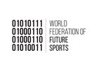 The official logo of The World Federation of Future Sports (PRNewsFoto/Dubai Museum of the Future)