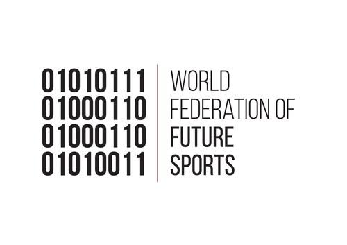 The official logo of The World Federation of Future Sports (PRNewsFoto/Dubai Museum of the Future)