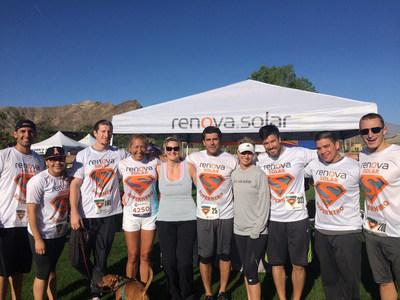 Renova Solar is full of superheroes!