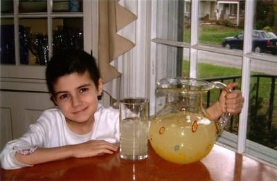"Alex's Lemonade Stand Foundation creator, Alexandra ""Alex"" Scott"