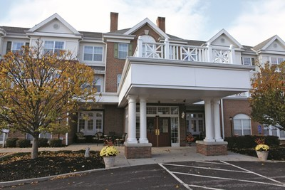 Brookdale Edgewood has recently completed a $2 million expansion.