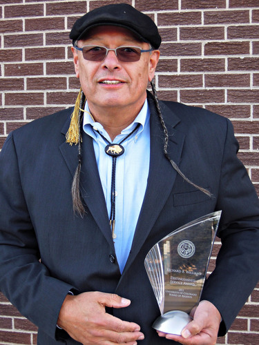 University of Colorado Board of Regents Lauds Richard B. Williams, President of American Indian