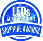 LEDs Magazine Sapphire Awards