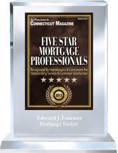 "Edward J. Fournier Selected For ""Five Star Mortgage Professionals"".  (PRNewsFoto/American Registry)"