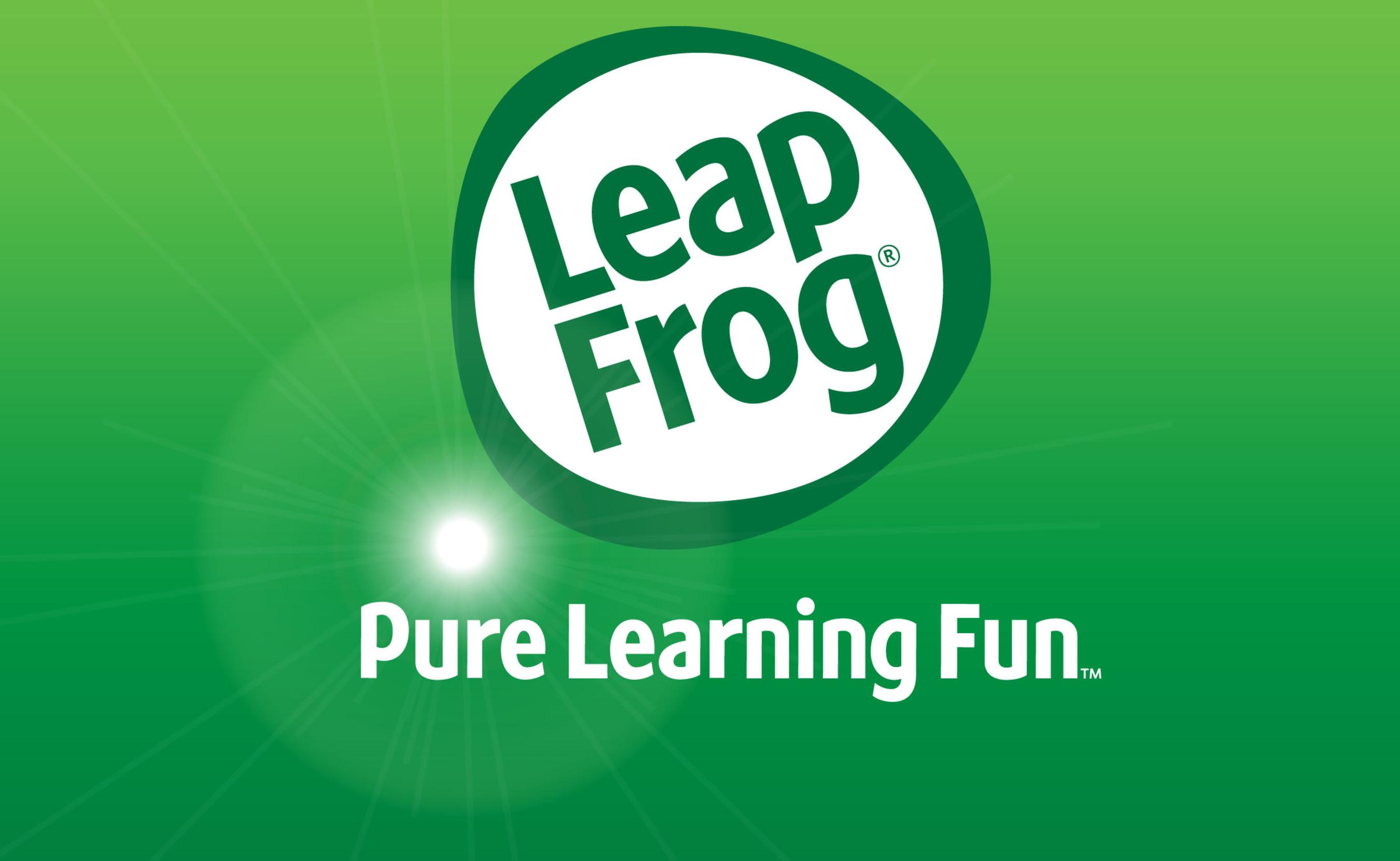 LeapFrog Enterprises Inc. logo.