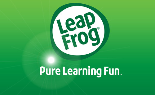 LeapFrog Enterprises Inc. logo. (PRNewsFoto/LEAPFROG ENTERPRISES INC)