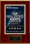 "Miriam Dunn Selected For ""2014 Top Five Star Real Estate Agents In Westchester"""