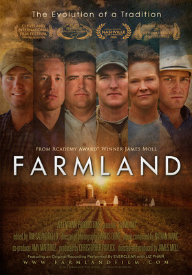 FARMLAND a film by James Moll
