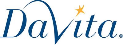 DaVita logo.